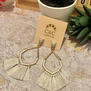 C&C California Tassel Earrings